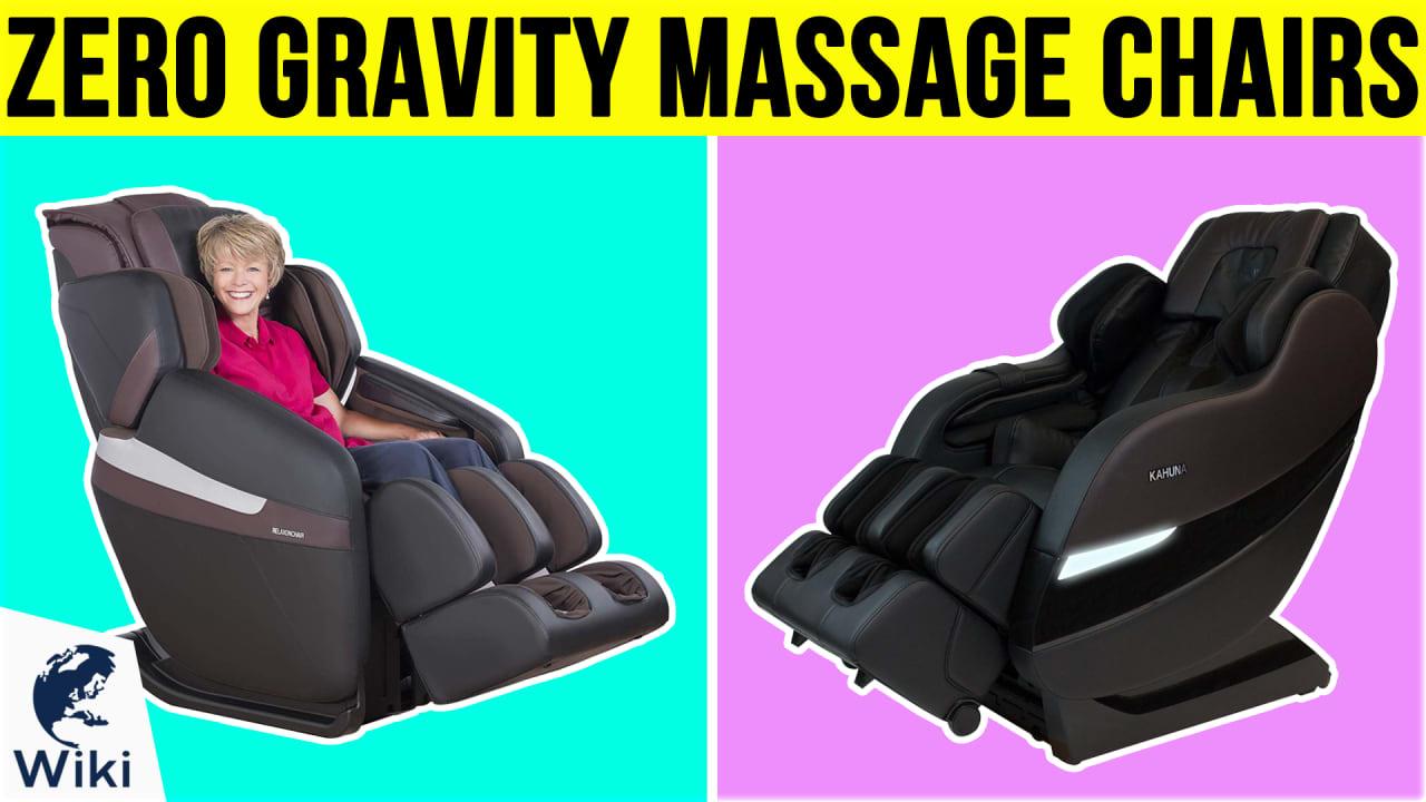 10 Best Zero Gravity Massage Chairs