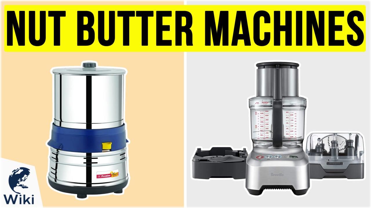 10 Best Nut Butter Machines