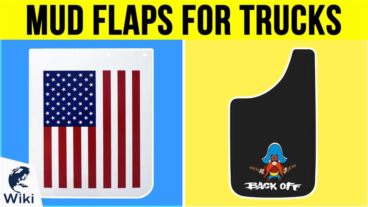 10 Best Mud Flaps For Trucks