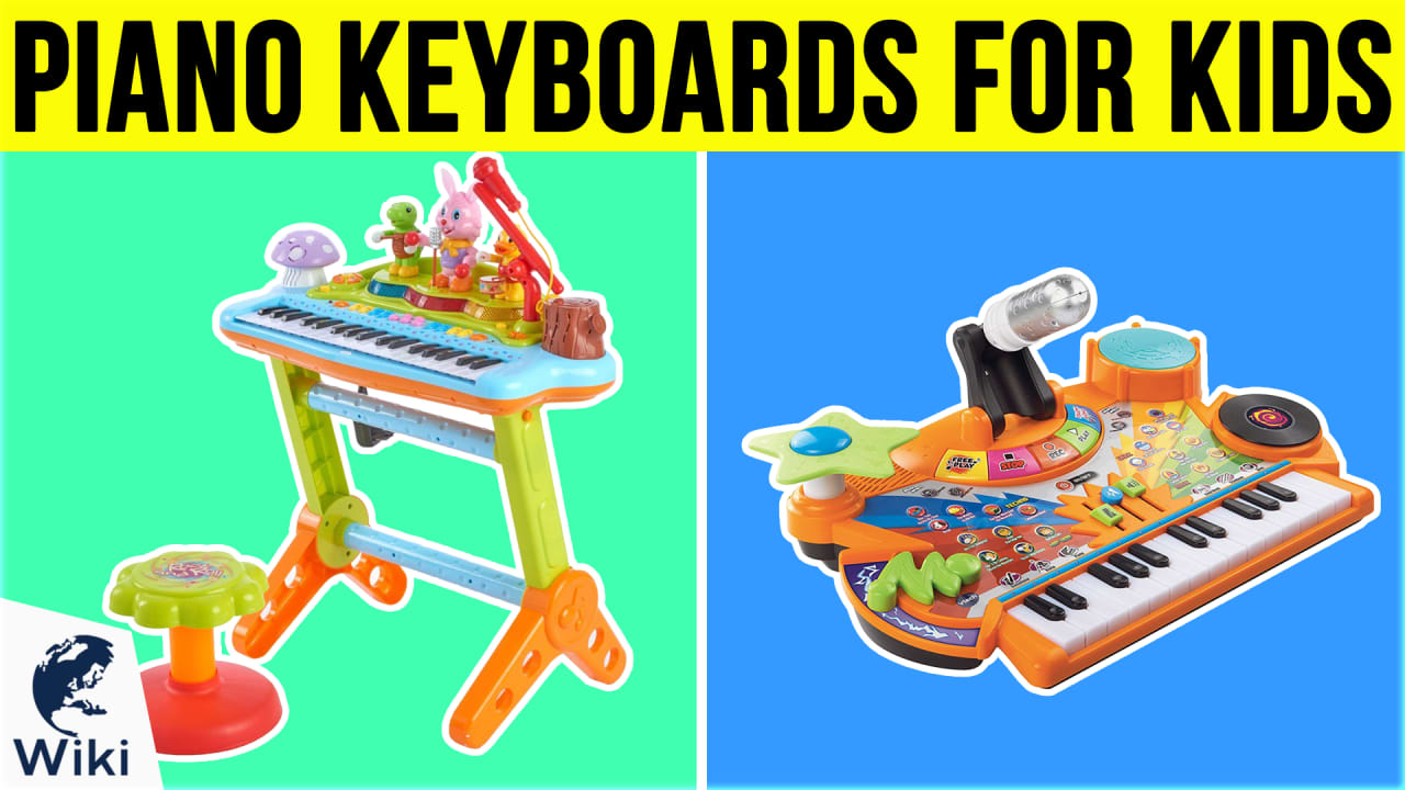 10 Best Piano Keyboards For Kids