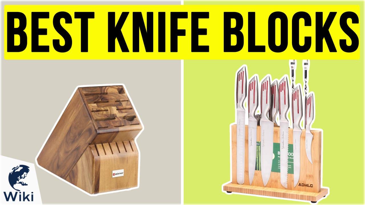 10 Best Knife Blocks
