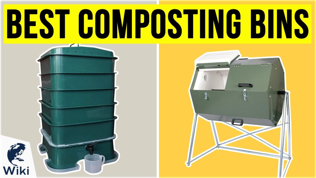 10 Best Composting Bins