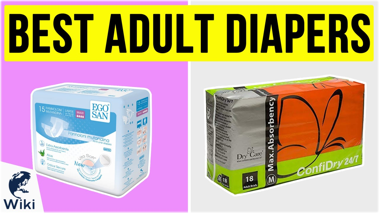 10 Best Adult Diapers