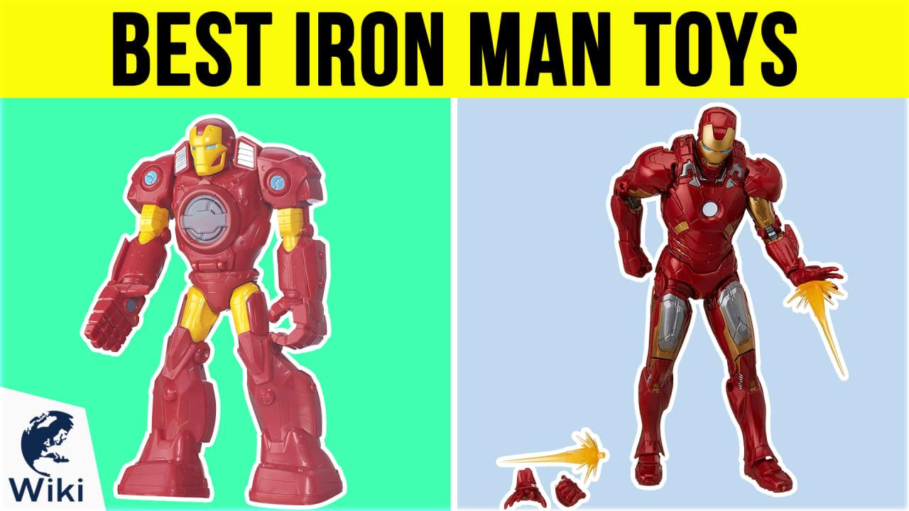 10 Best Iron Man Toys