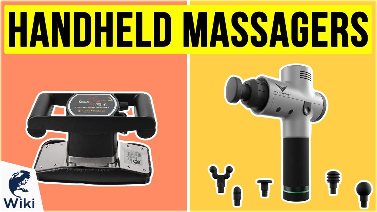 10 Best Handheld Massagers