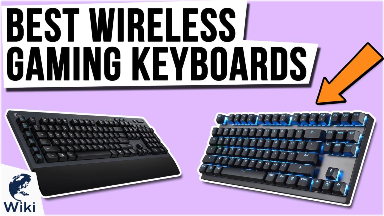 10 Best Wireless Gaming Keyboards