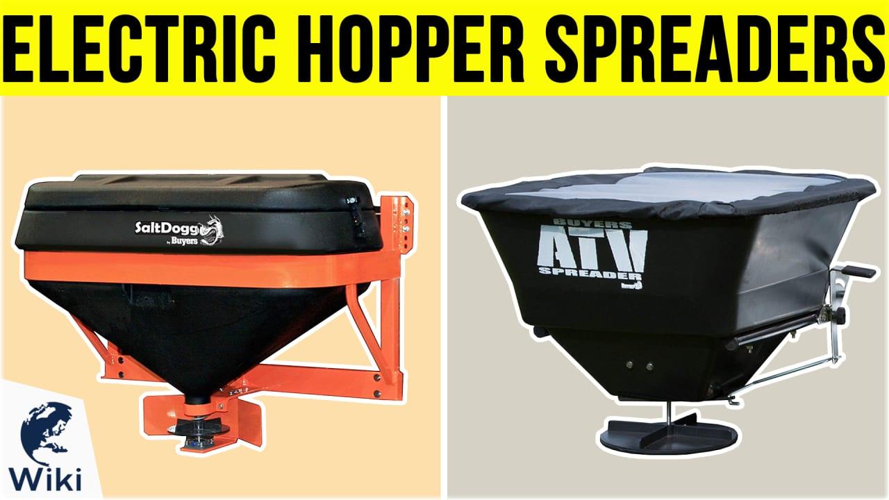 10 Best Electric Hopper Spreaders