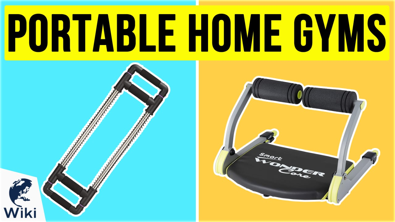 10 Best Portable Home Gyms