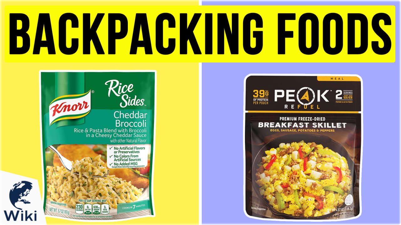 10 Best Backpacking Foods