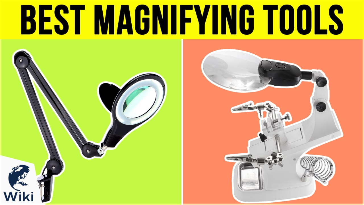 10 Best Magnifying Tools