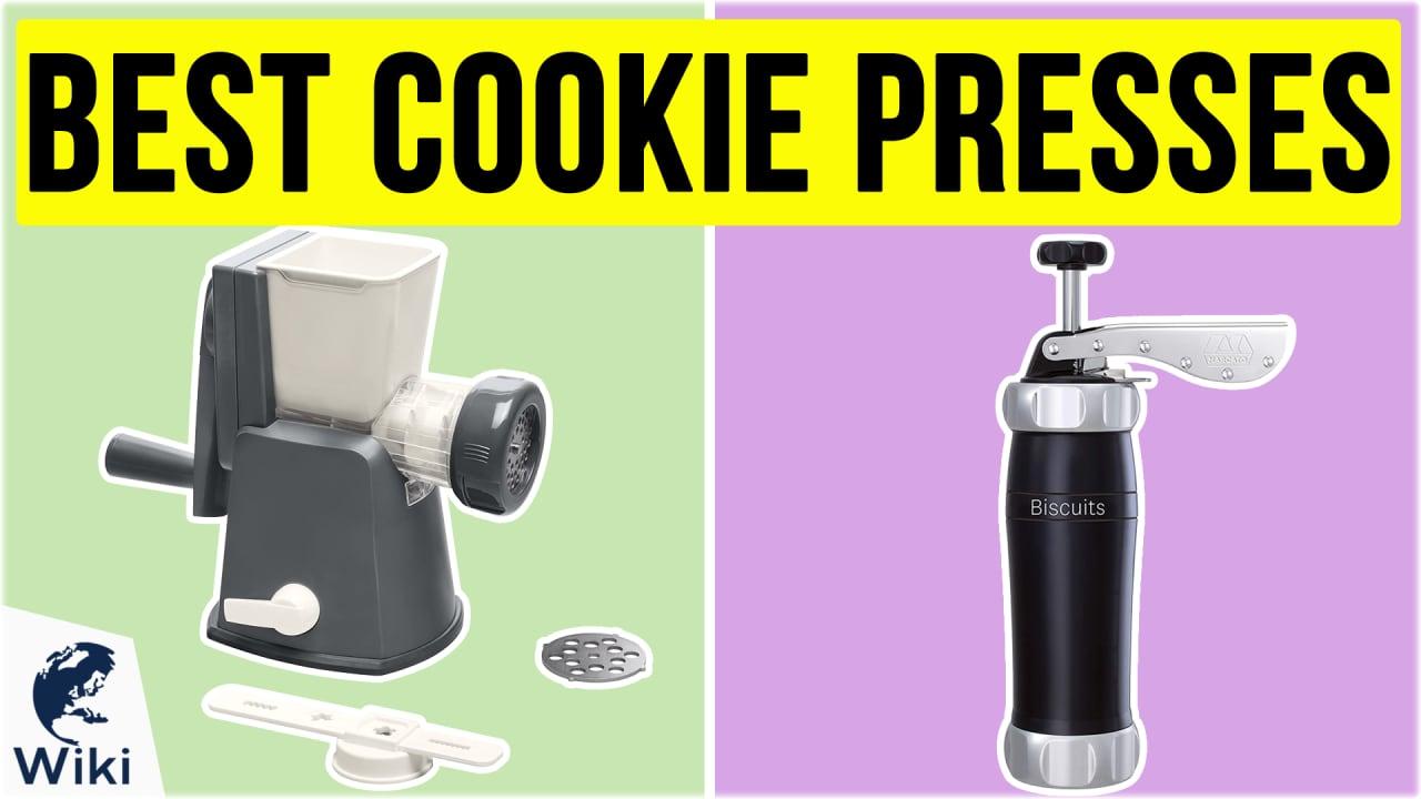 8 Best Cookie Presses