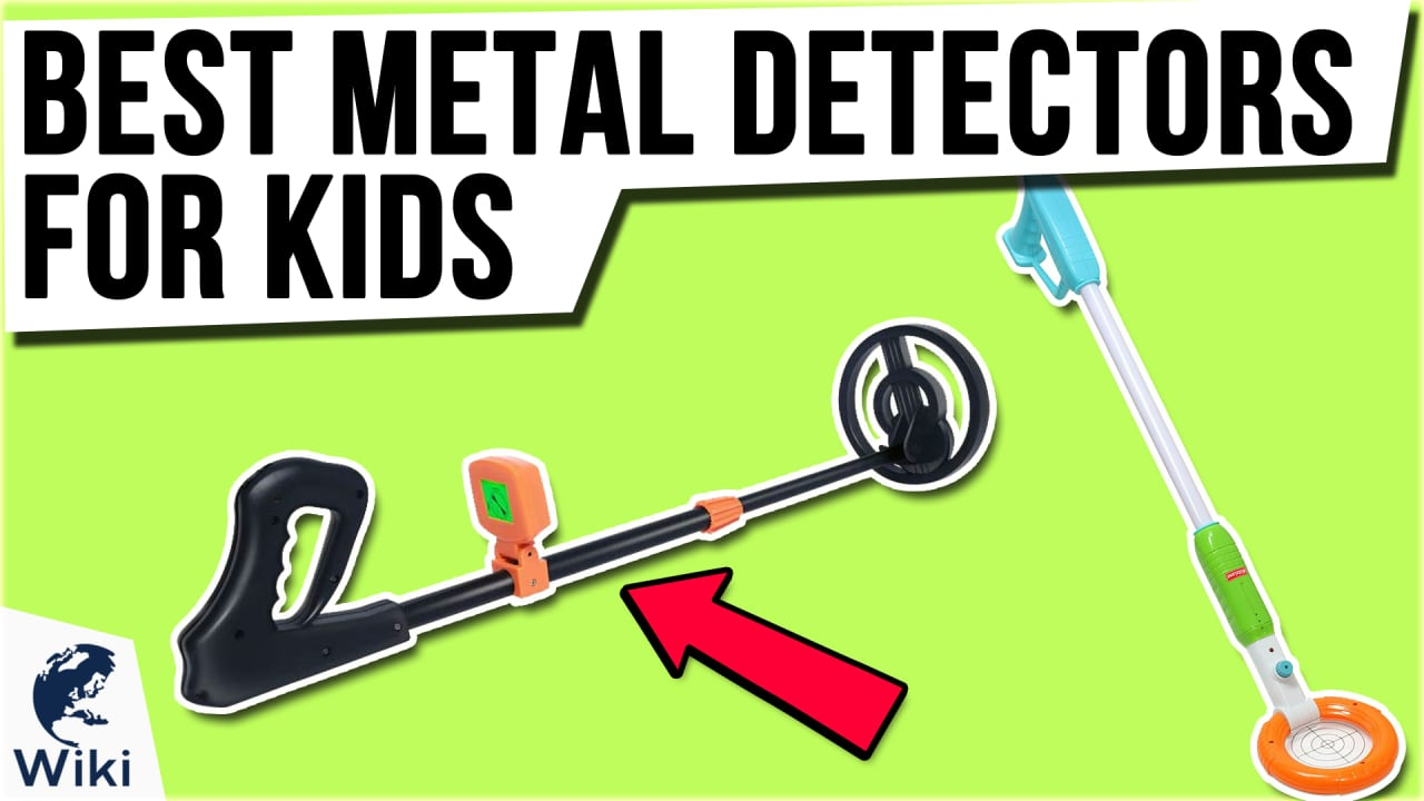 10 Best Metal Detectors For Kids
