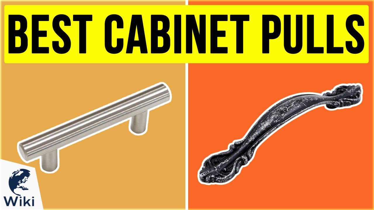 10 Best Cabinet Pulls