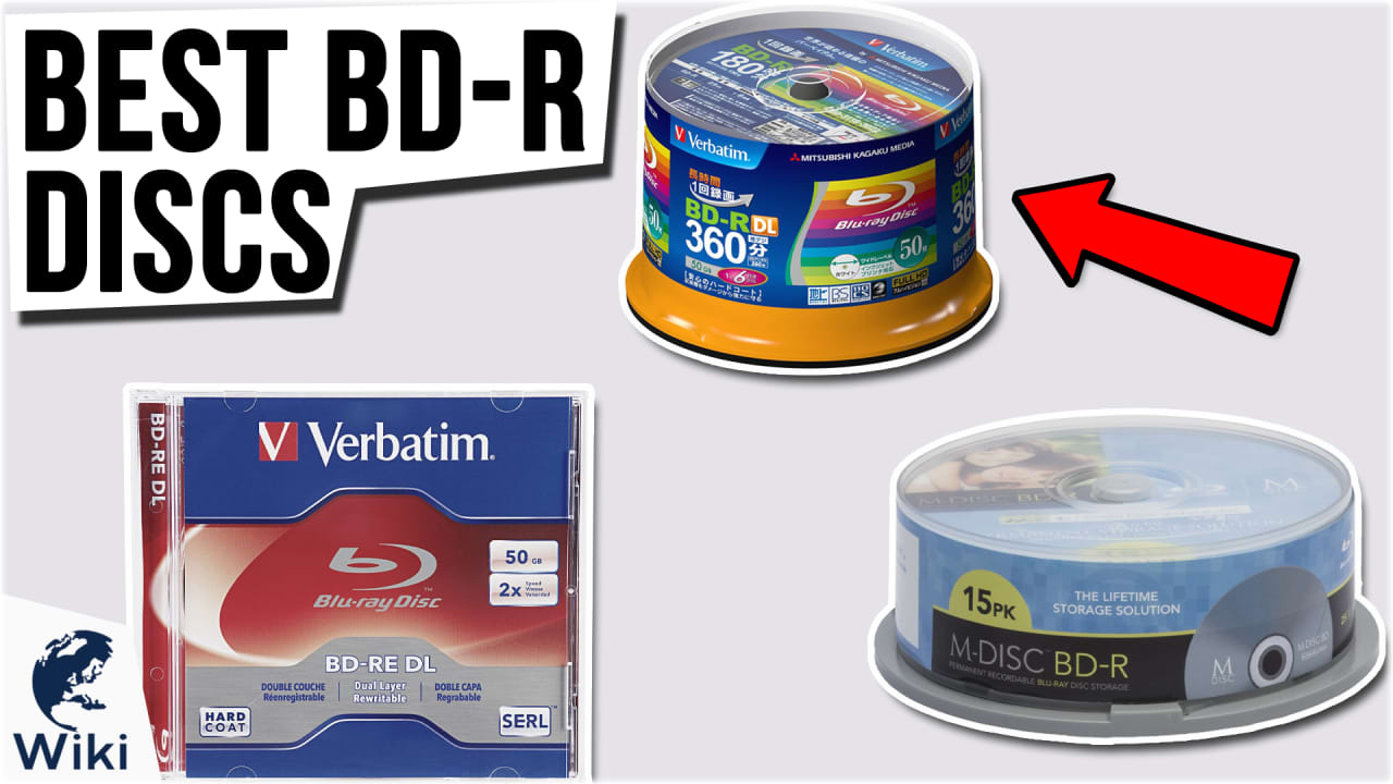 10 Best BD-R Discs