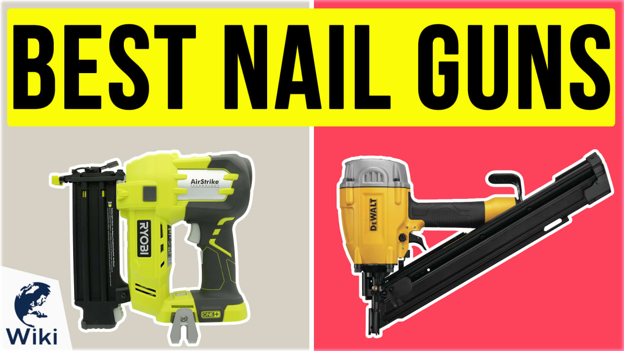10 Best Nail Guns
