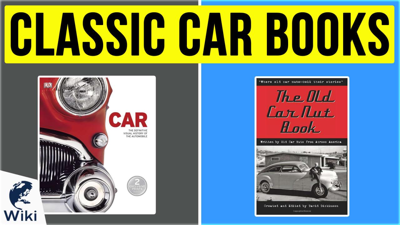 10 Best Classic Car Books