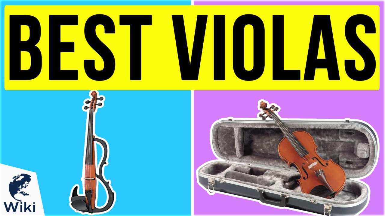 10 Best Violas