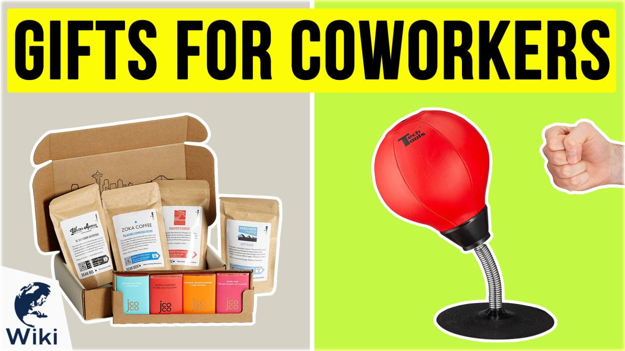10 Best Gifts For Coworkers