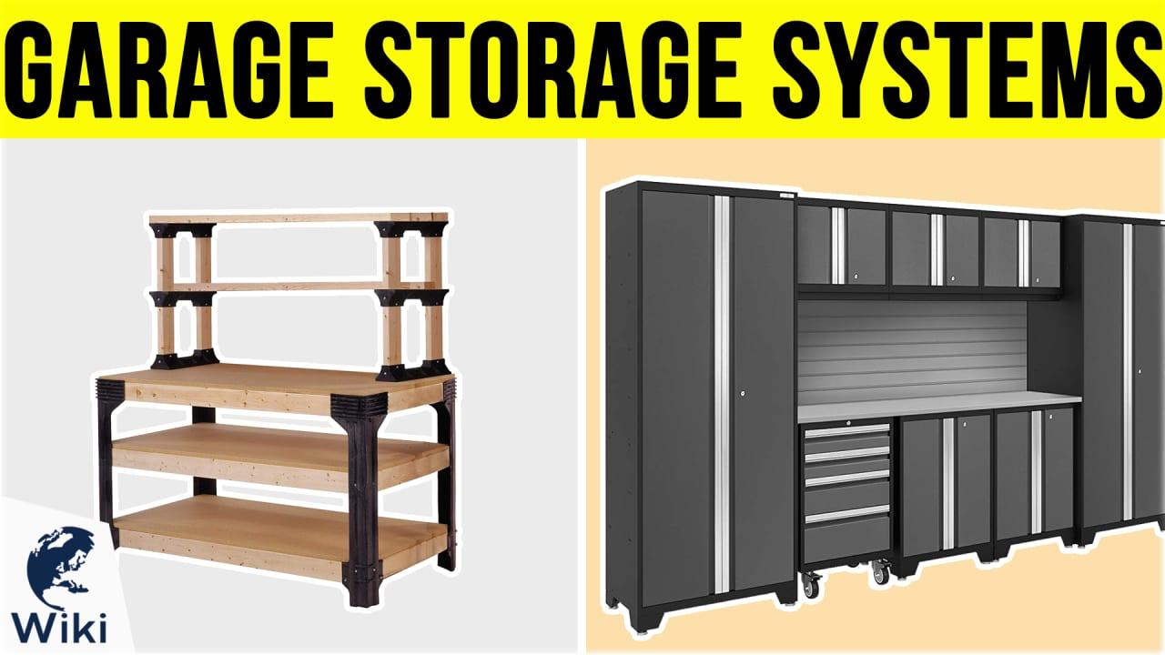 10 Best Garage Storage Systems