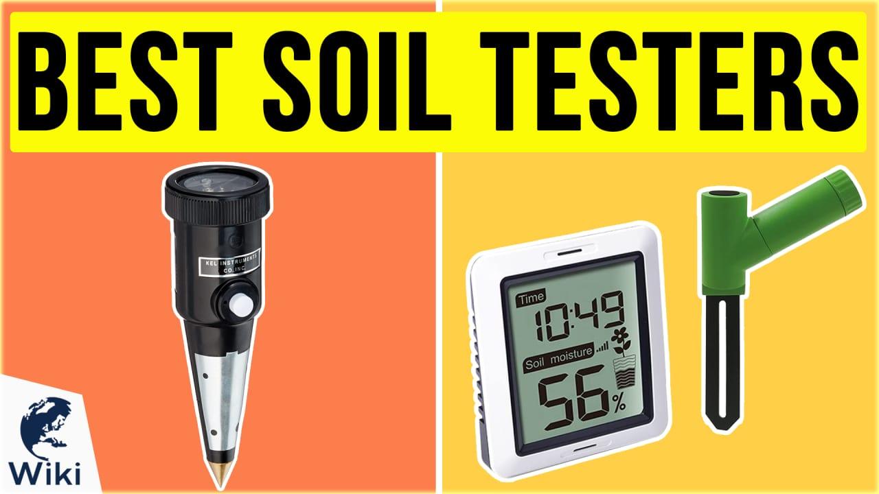 10 Best Soil Testers
