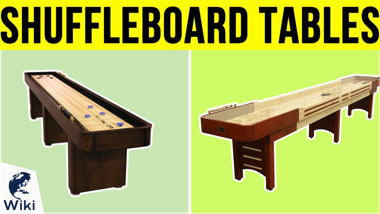 10 Best Shuffleboard Tables