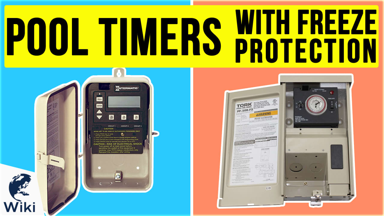 7 Best Pool Timers With Freeze Protection
