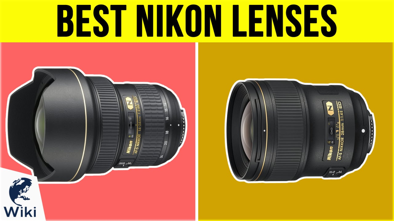 10 Best Nikon Lenses
