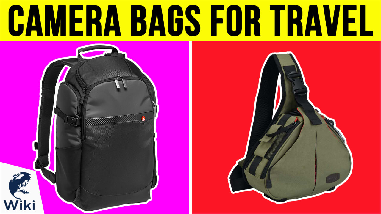 10 Best Camera Bags For Travel