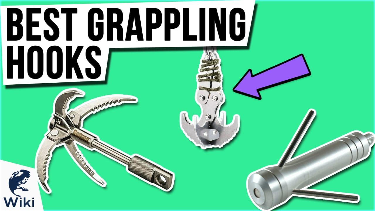 10 Best Grappling Hooks