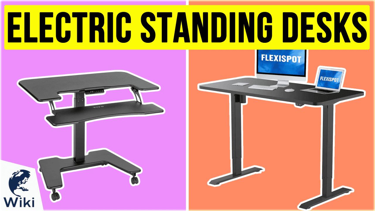 9 Best Electric Standing Desks