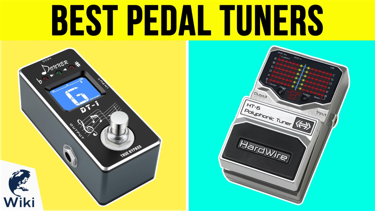 10 Best Pedal Tuners