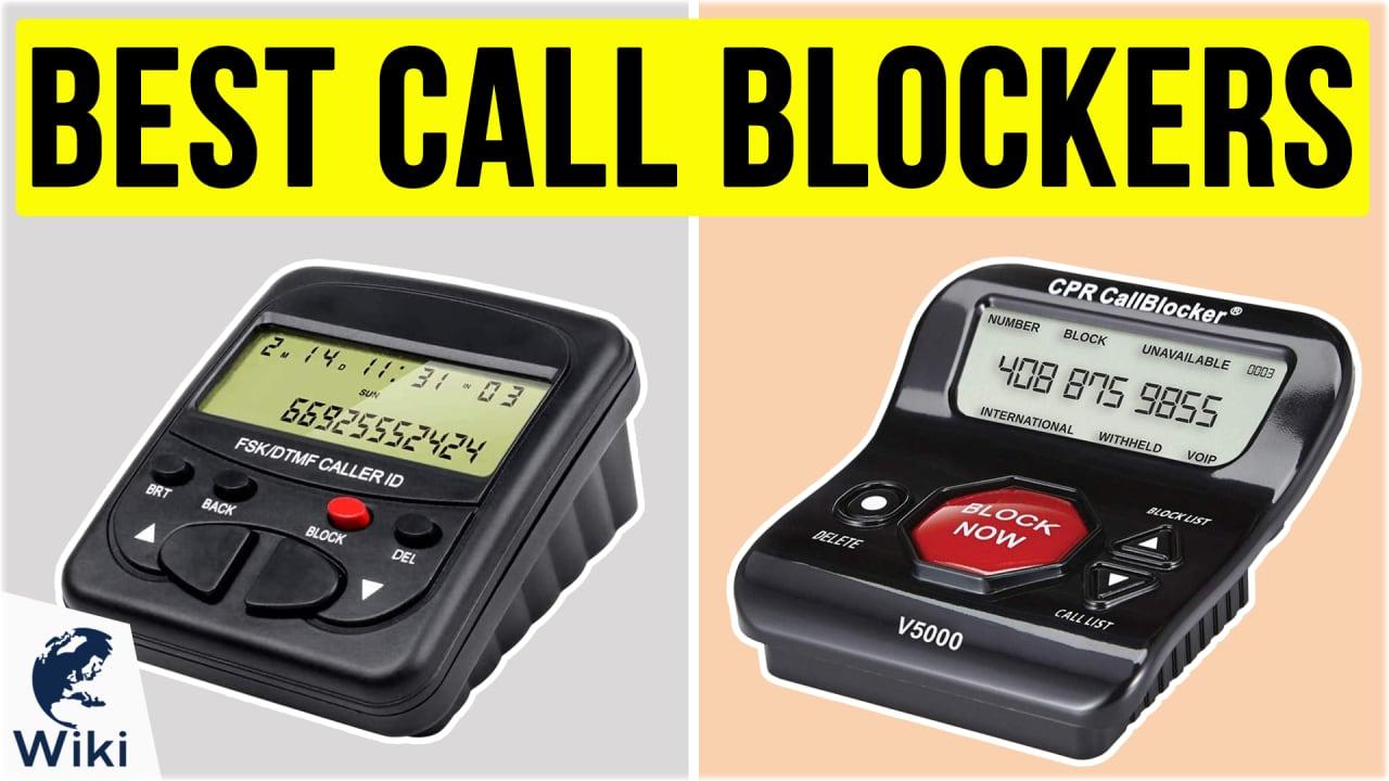 7 Best Call Blockers