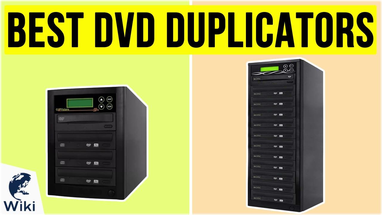 6 Best DVD Duplicators