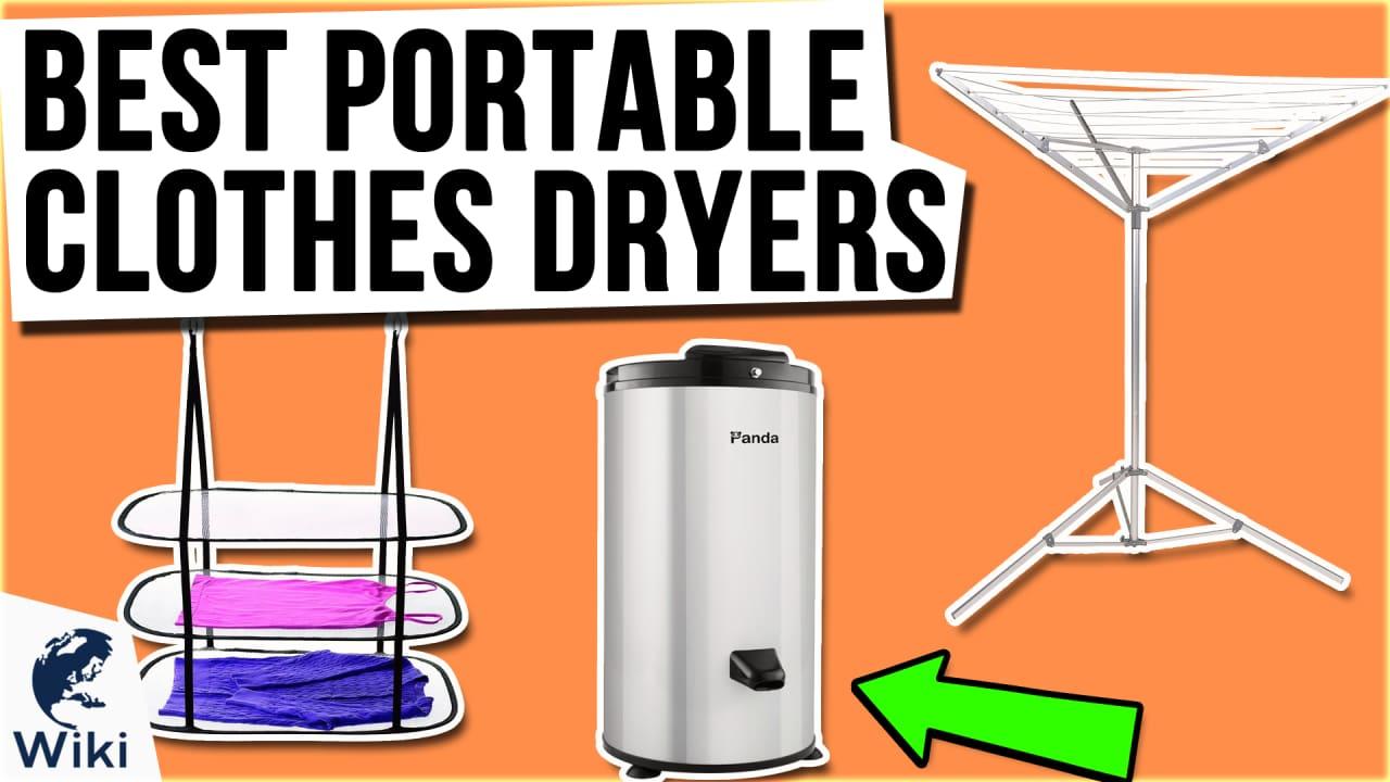 10 Best Portable Clothes Dryers