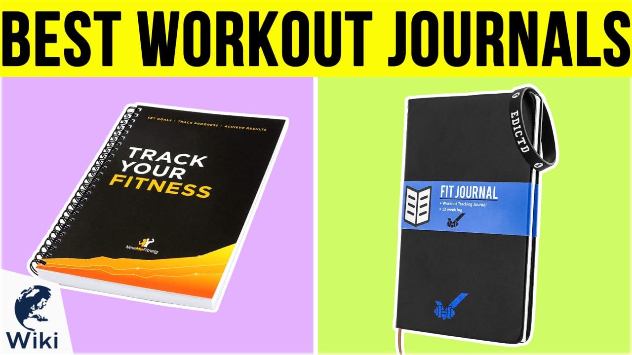 10 Best Workout Journals