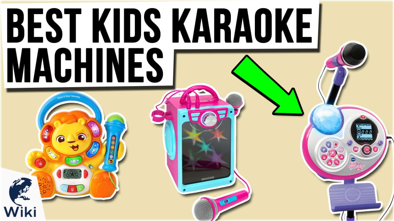 8 Best Kids Karaoke Machines