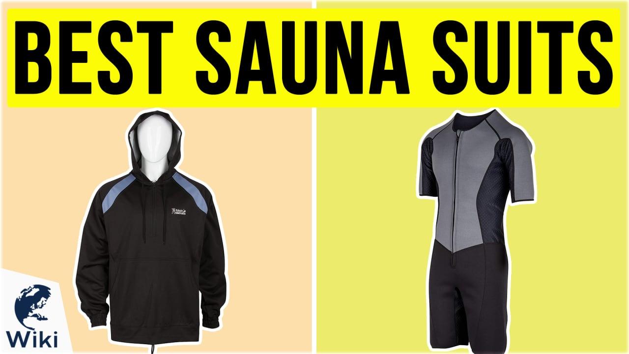 10 Best Sauna Suits