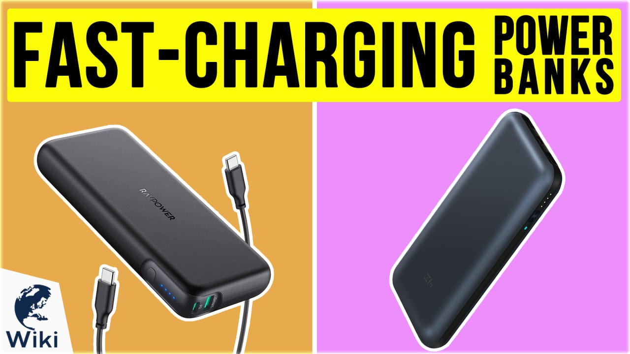 10 Best Fast-charging Power Banks
