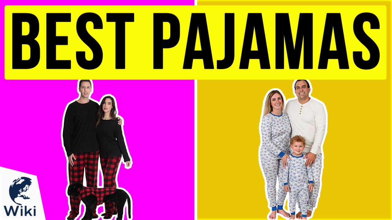10 Best Pajamas