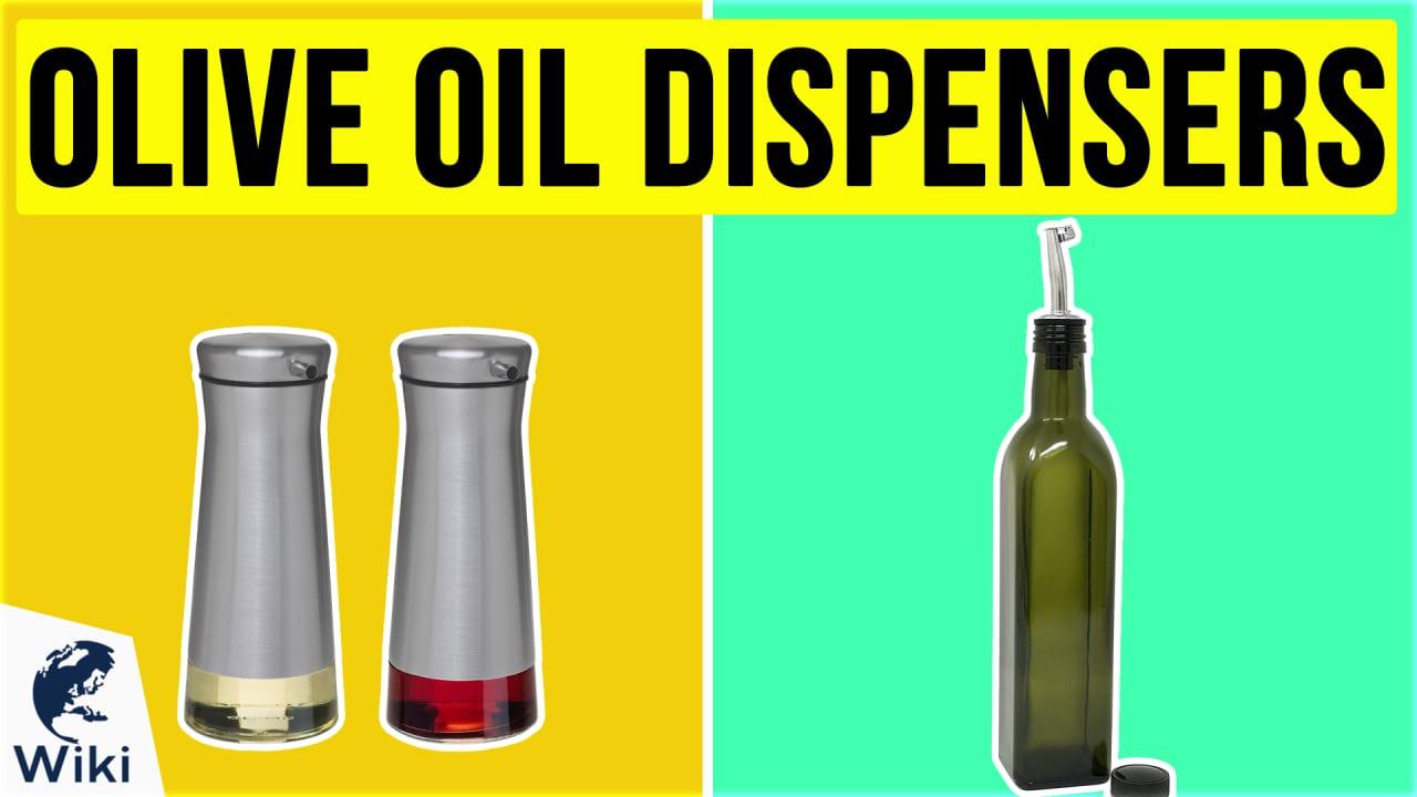 10 Best Olive Oil Dispensers