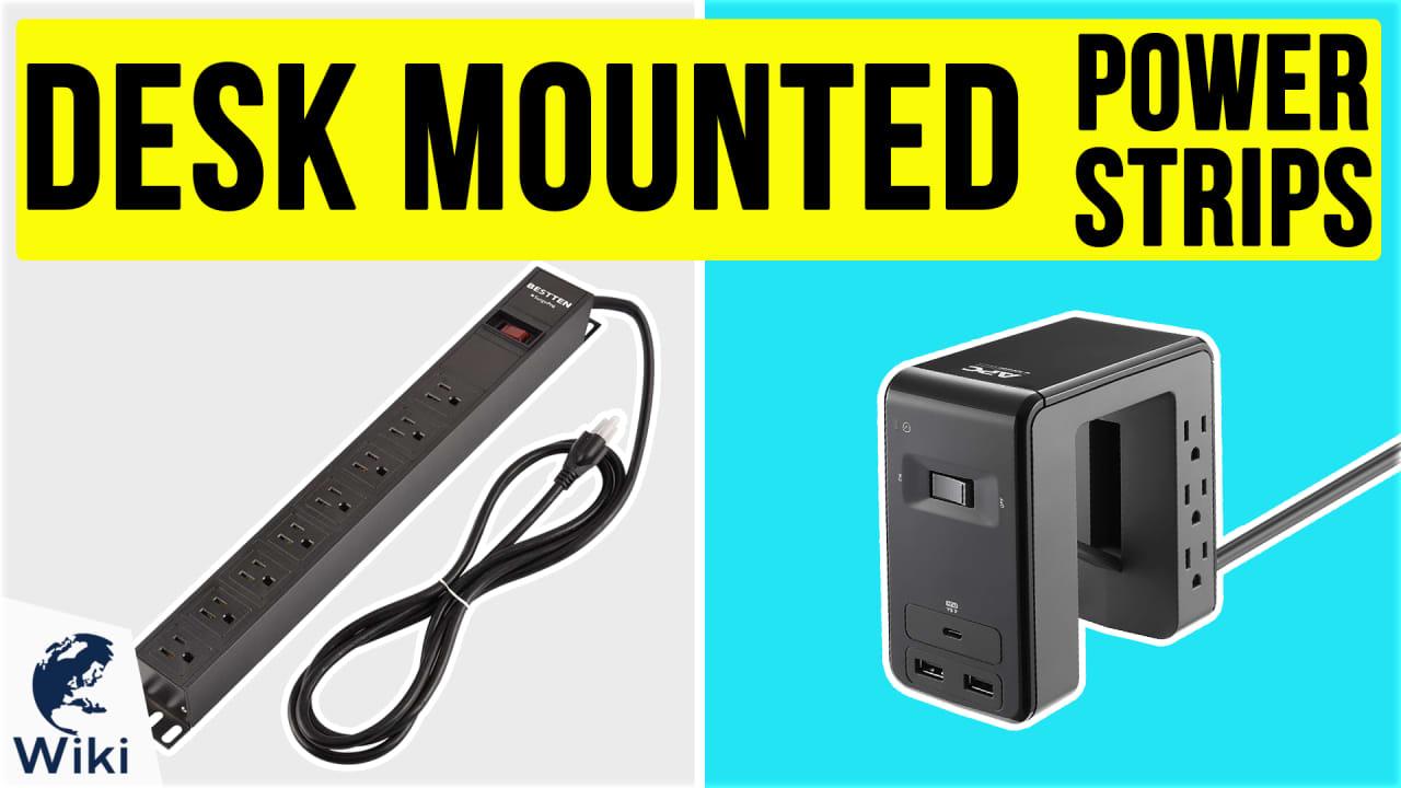 10 Best Desk Mounted Power Strips