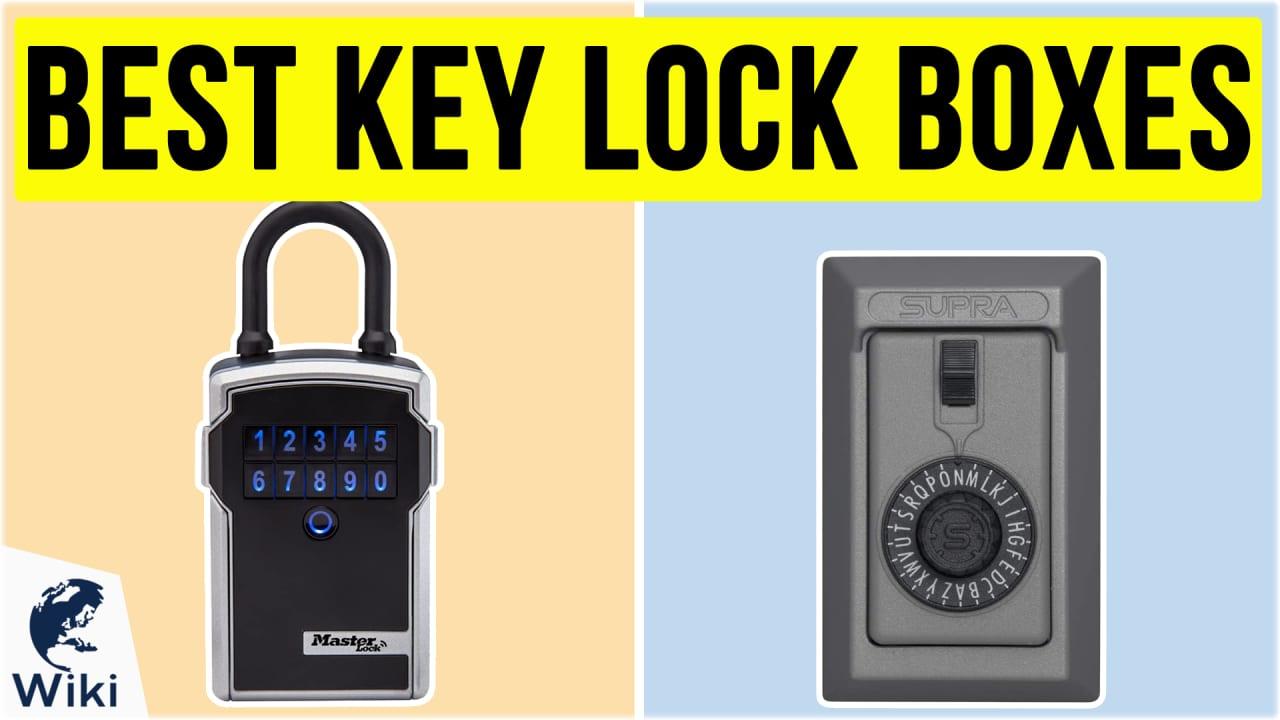 7 Best Key Lock Boxes
