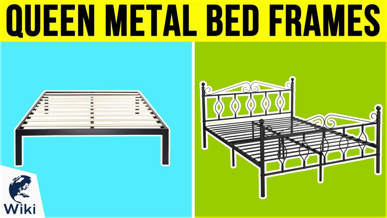 10 Best Queen Metal Bed Frames