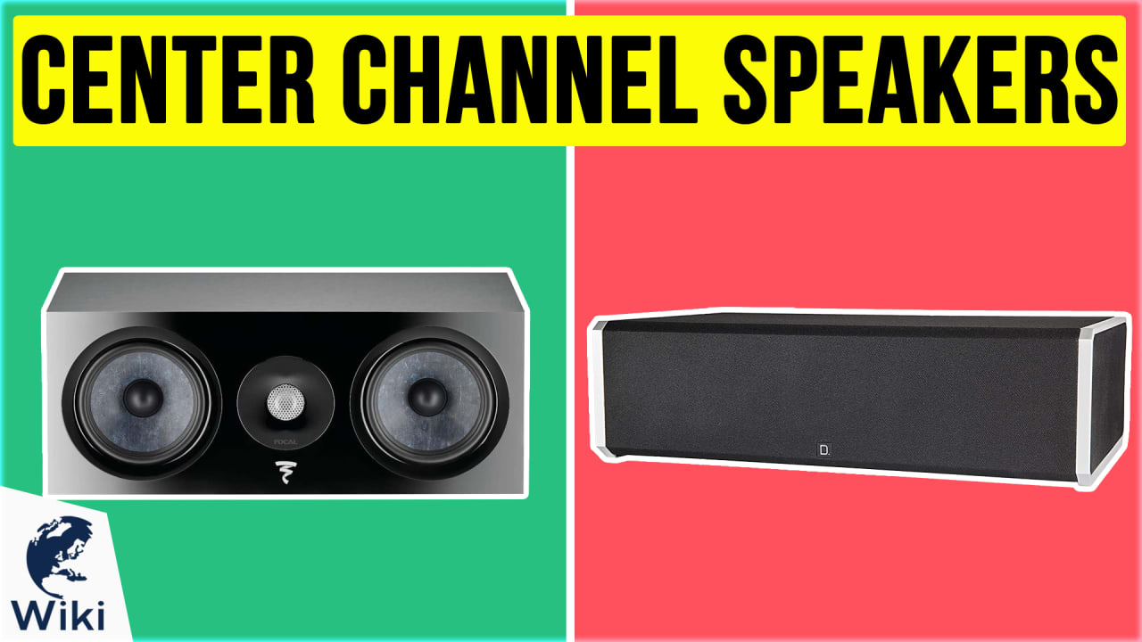 10 Best Center Channel Speakers