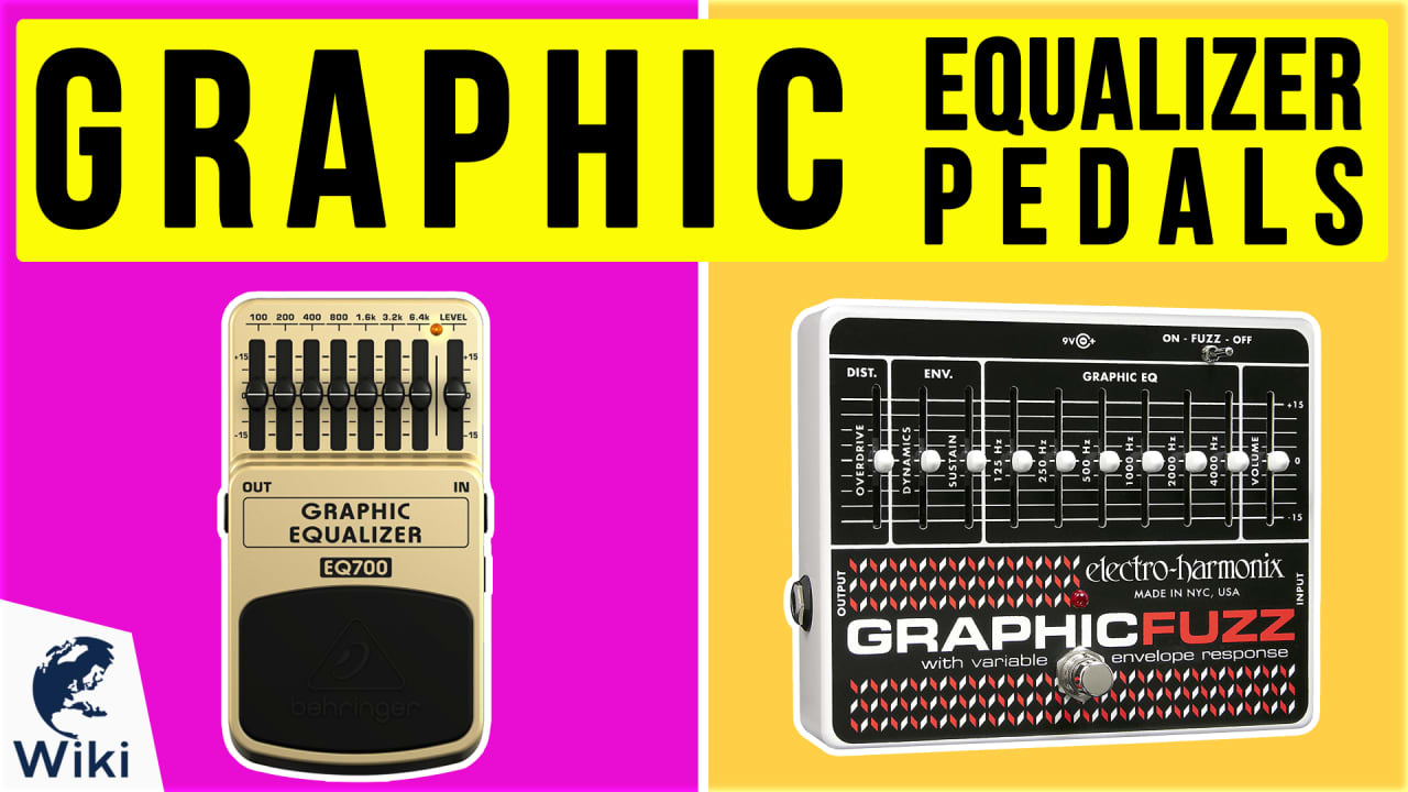 8 Best Graphic Equalizer Pedals