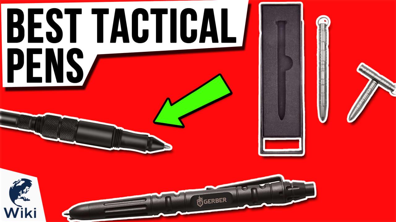 10 Best Tactical Pens