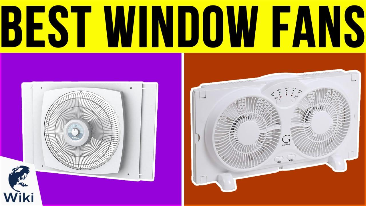 10 Best Window Fans