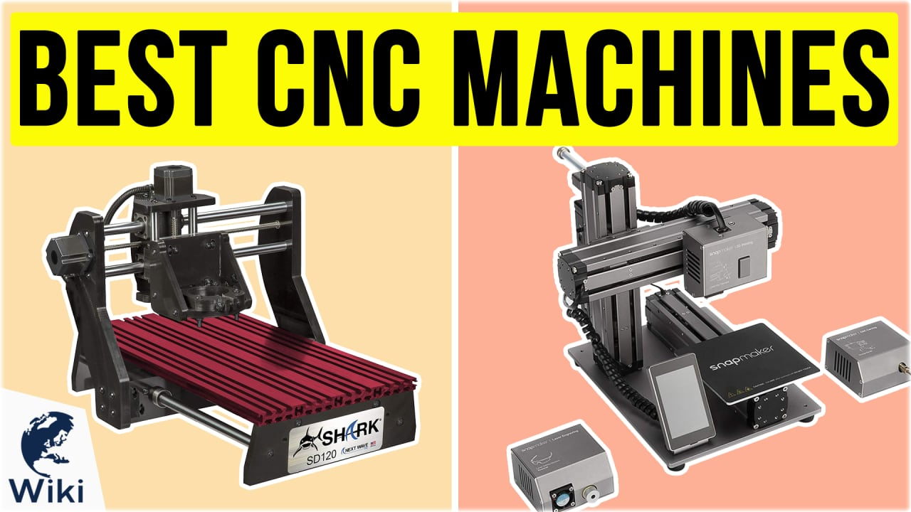 10 Best CNC Machines