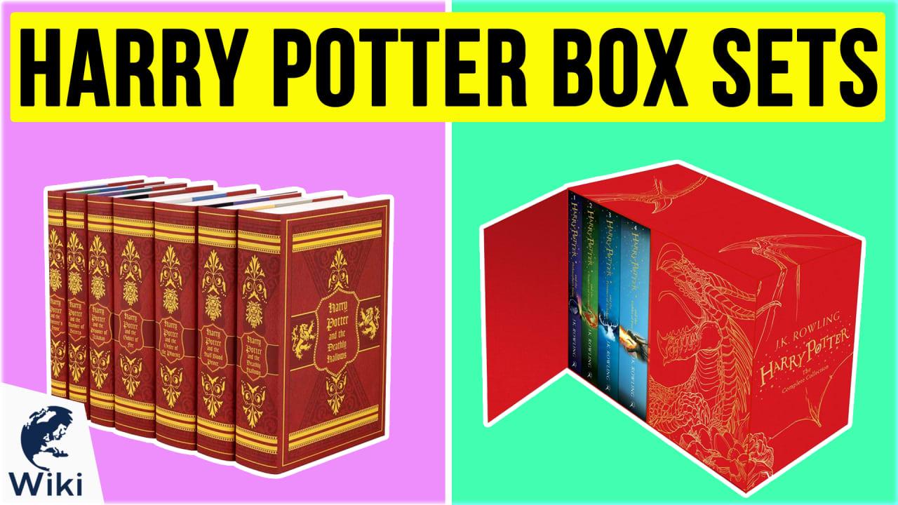 9 Best Harry Potter Box Sets
