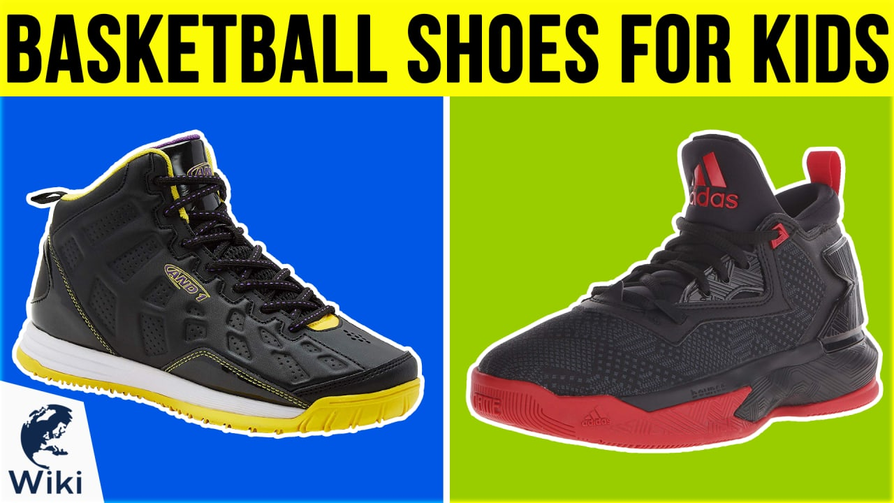 10 Best Basketball Shoes For Kids